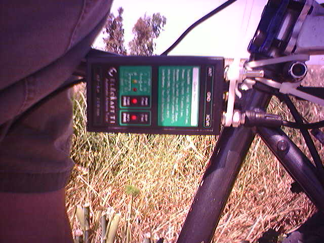 WA5ZNU: Bicycle Mobile with Elecraft T1