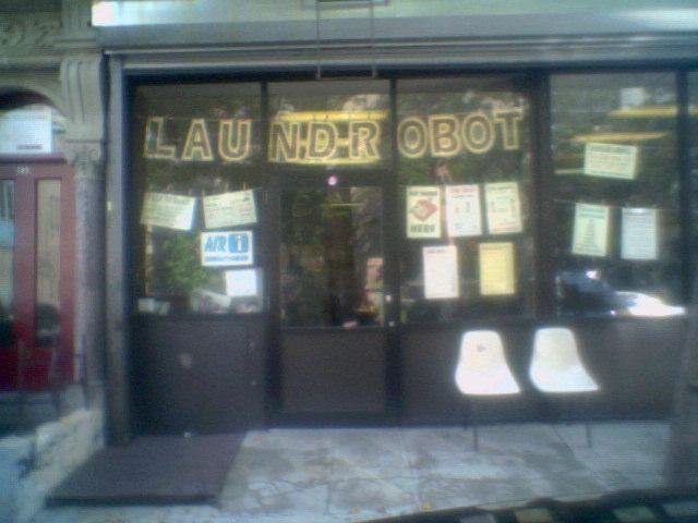 laundrobot