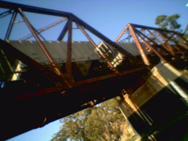 Trainoverhead