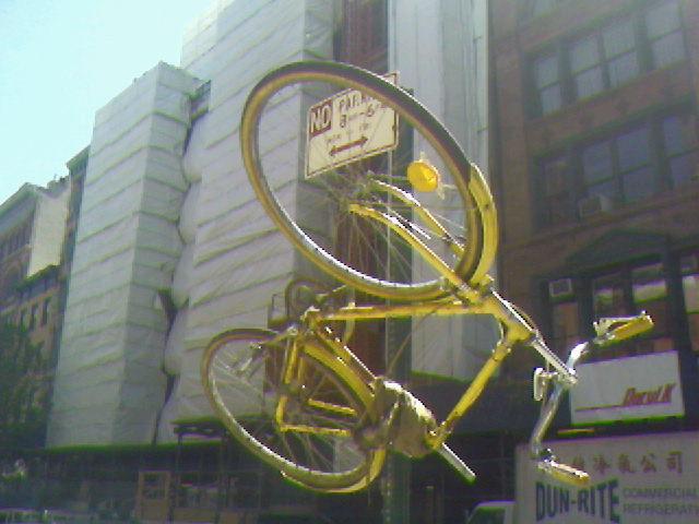 BikeOnPole