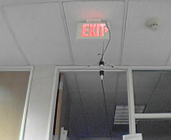 20M exit sign dipole