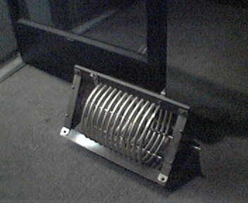 doorstop roller inductor